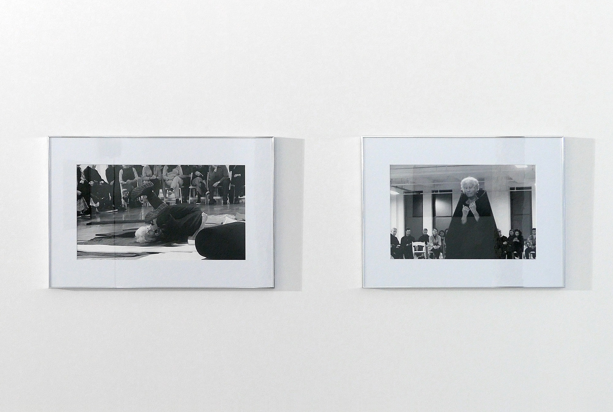 Simone Forti, Léo Castelli Gallery, NY Février 2018 - Marie Angeletti